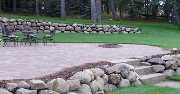 Landscaping Service Pequot Lakes MN